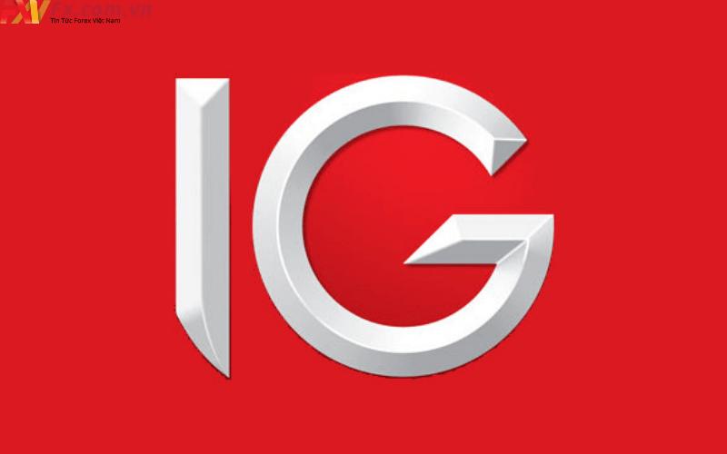 Sàn IG - Top các sàn giao dịch Forex uy tín