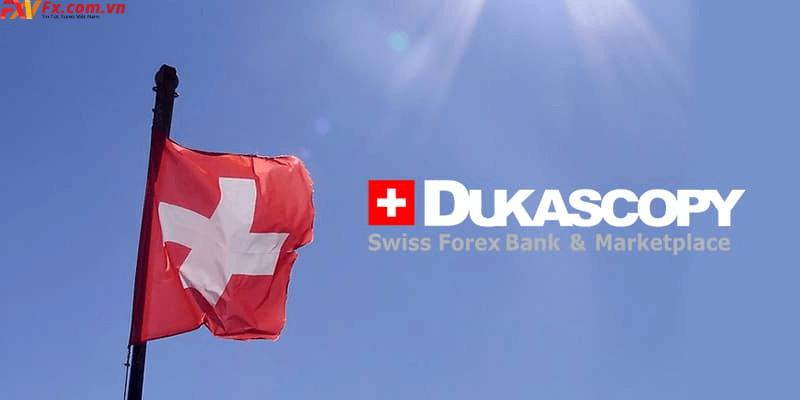 Sàn giao dịch Dukascopy có trong Top 10 sàn giao dịch Forex lớn nhất thế giới