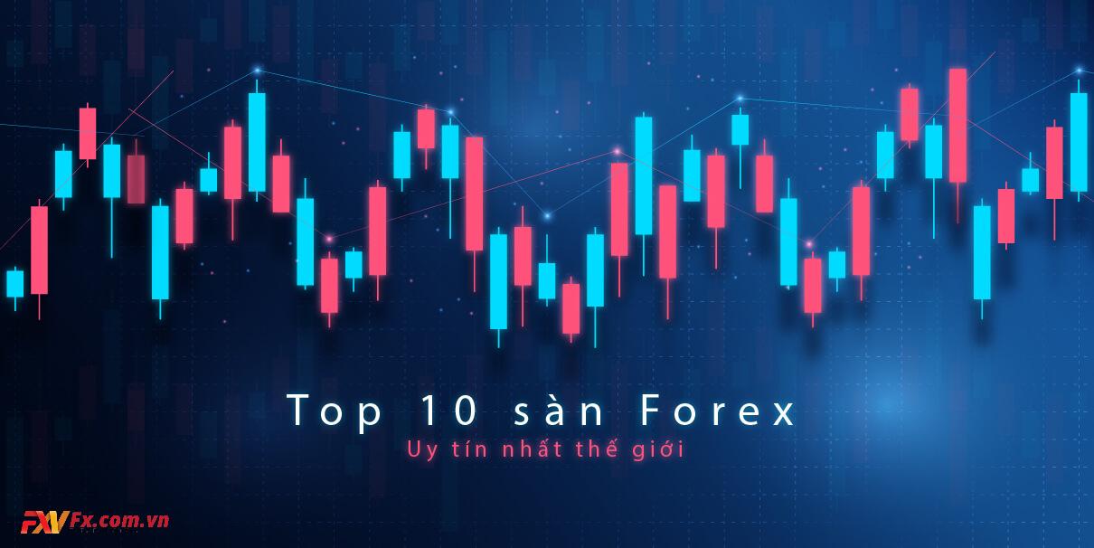 Sàn Forex là gì? Tham gia thị trường Forex thông qua các sàn Forex uy tín
