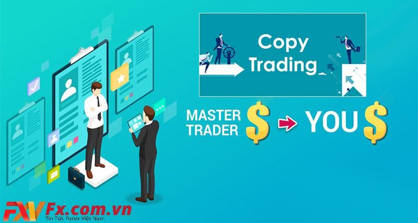 Copy là gì? Cách hoạt động của copy trade là gì?