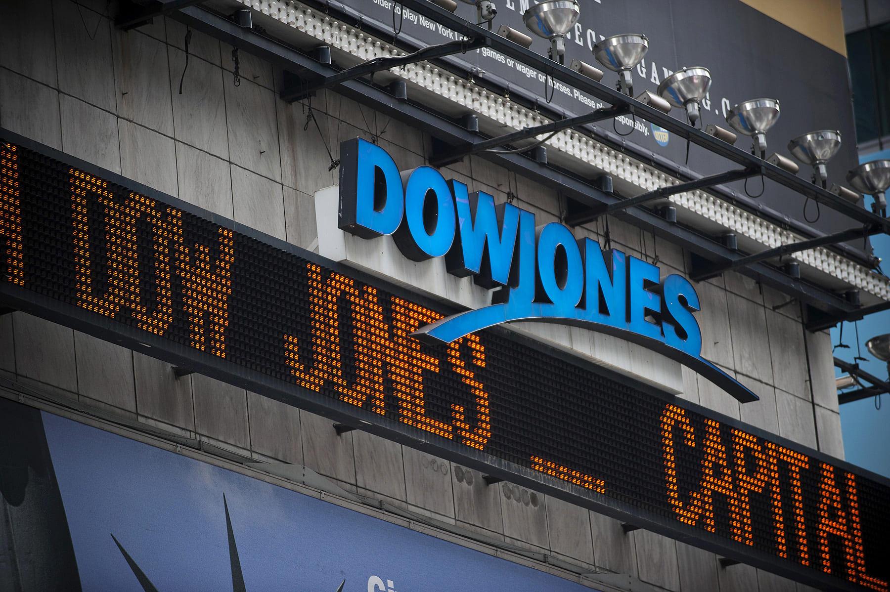Định nghĩa về Dow jones index