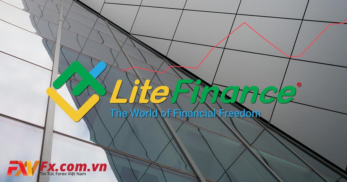 Lite Finance thuộc các sàn Forex uy tín nhất thế giới traderviet