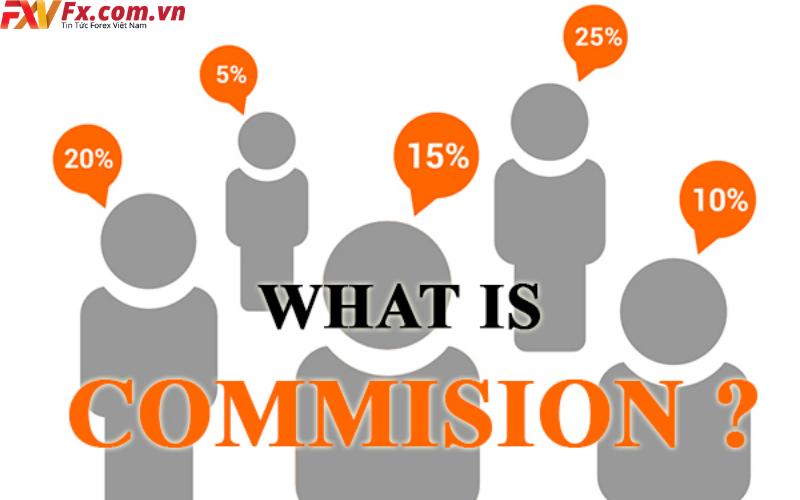 Phí commission là gì