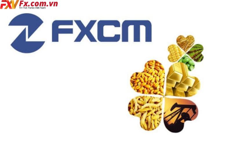 Sản phẩm giao dịch của sàn FXCM