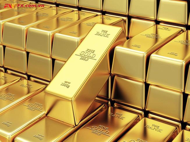 Thị trường vàng biến động