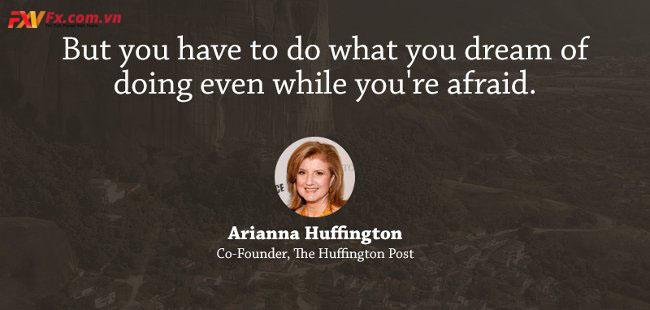 những câu nói hay trong kinh doanh-Arianna Huffington