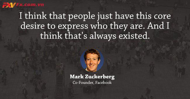 những câu nói hay trong kinh doanh-Mark Zuckerberg