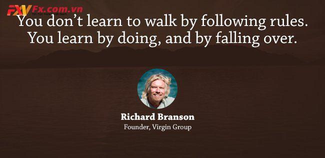 những câu nói hay trong kinh doanh- Richard Branson