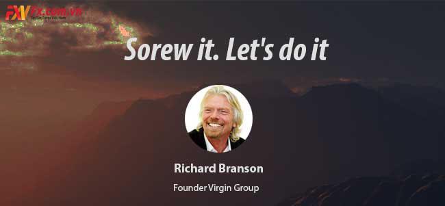 những câu nói hay trong kinh doanh-Richard Branson