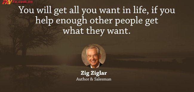 những câu nói hay trong kinh doanh-Zig Ziglar