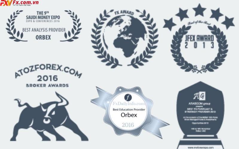 Đánh giá những giao dịch tại Orbex