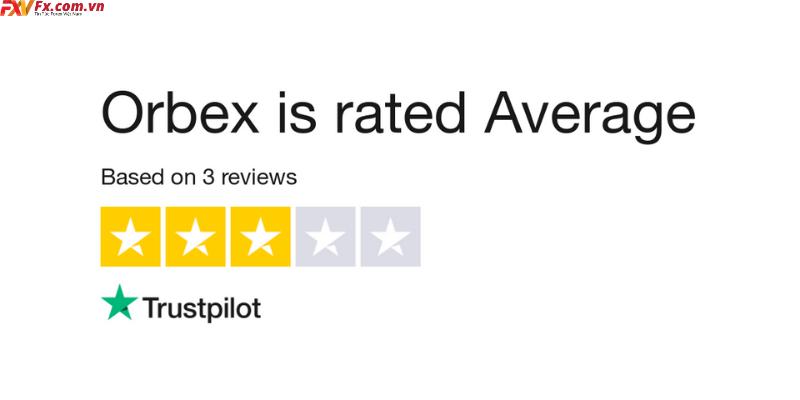 Đánh giá sàn Orbex