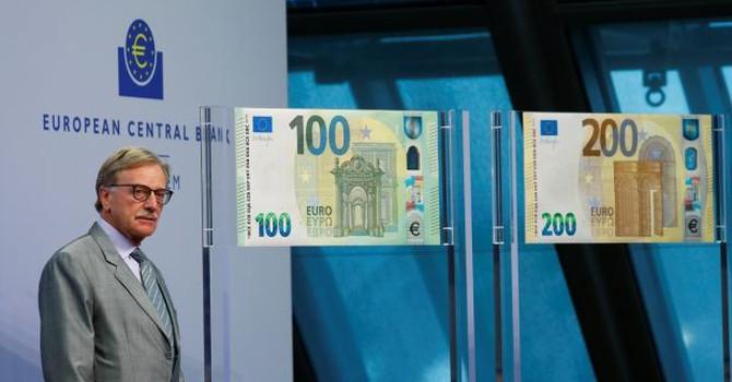 Đồng Euro trước phương án của ECB