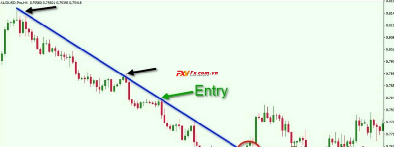 Cách xác định xu hướng thị trường Forex