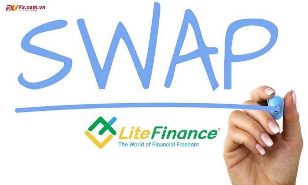Chương trình Free Swap của LiteFinance