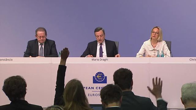 Cuộc họp của ECB hôm thứ Năm