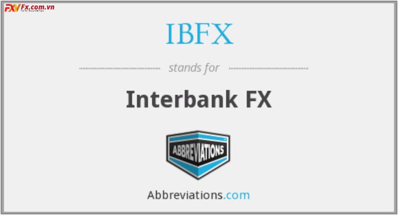 Dịch vụ của InterbankFX (IBFX)