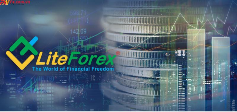 Diễn biến của phí spread vàng của LiteForex