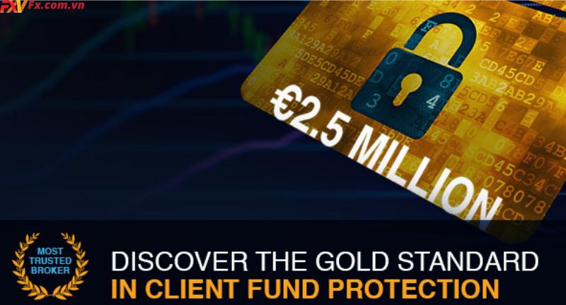 FXPrimus cung cấp bảo hiểm lên đến 2.5 triệu USD