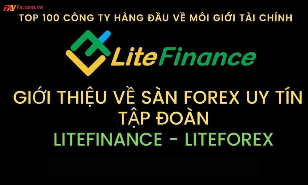LiteFinance là gì? Bonus sàn LiteFinance gồm những chương trình nào?