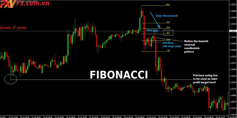 Mục đích của nhà đầu tư khi dùng Fibonacci trong forex