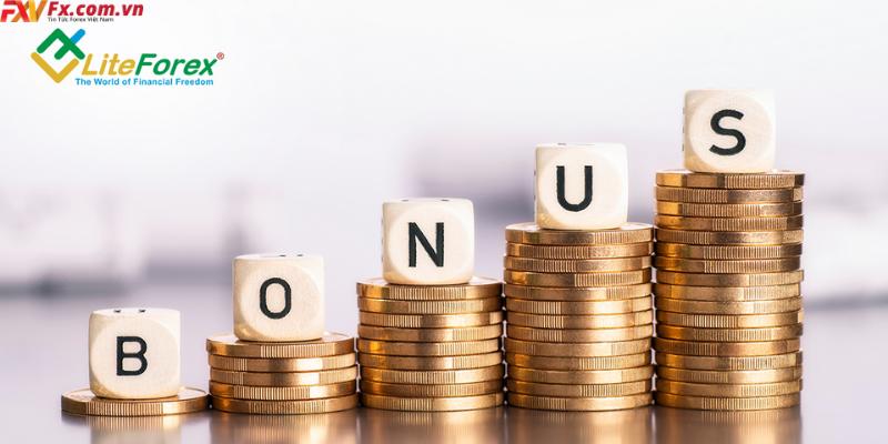 Tìm hiểu những chương trình bonus sàn LiteForex