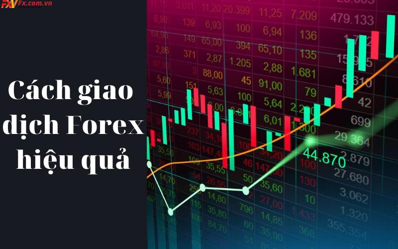 Cách đầu tư tài chính Forex hiệu quả