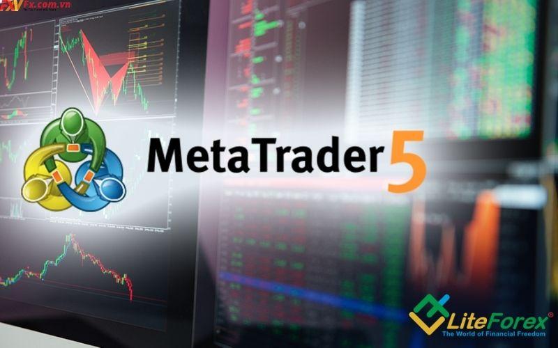 MT5 của LiteForex Forex broker