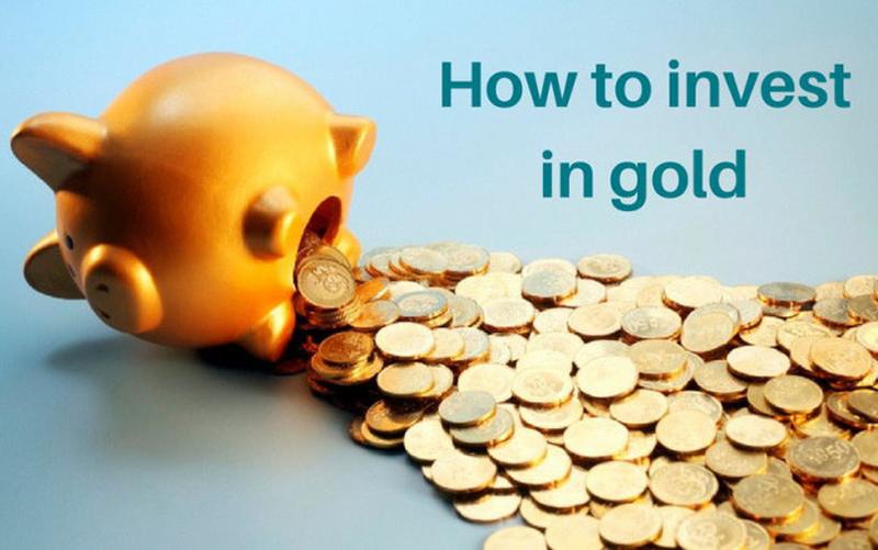 Các kênh đầu tư vàng mà bạn có thể sử dụng
