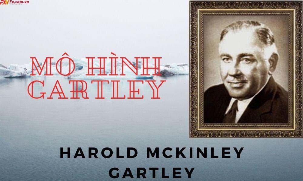 Harold McKinley Gartley người tạo ra mô hình Gartley