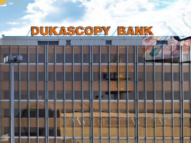 Sàn giao dịch Dukascopy là gì