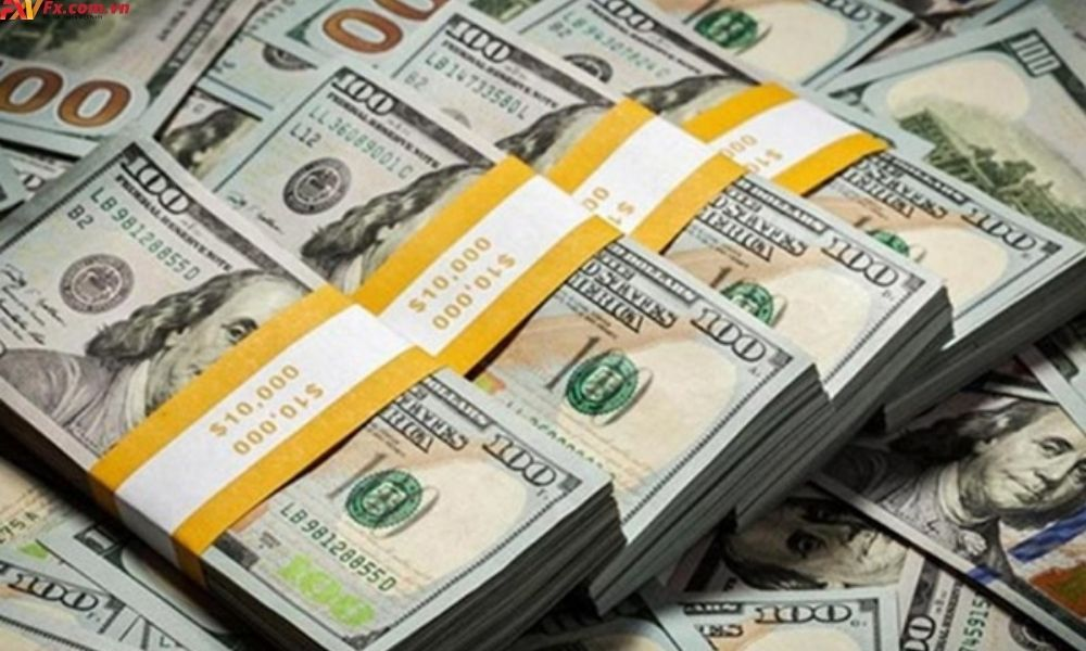 Vòng quay ấn tượng của đồng đô la Mỹ