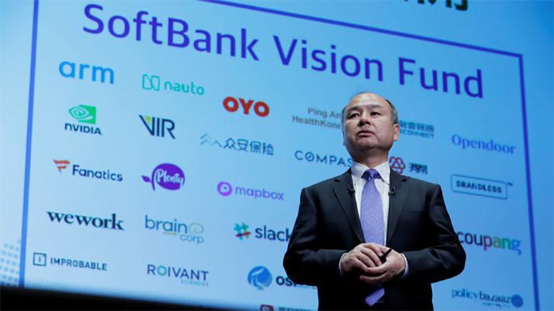 Quỹ đầu tư Vision của SoftBank