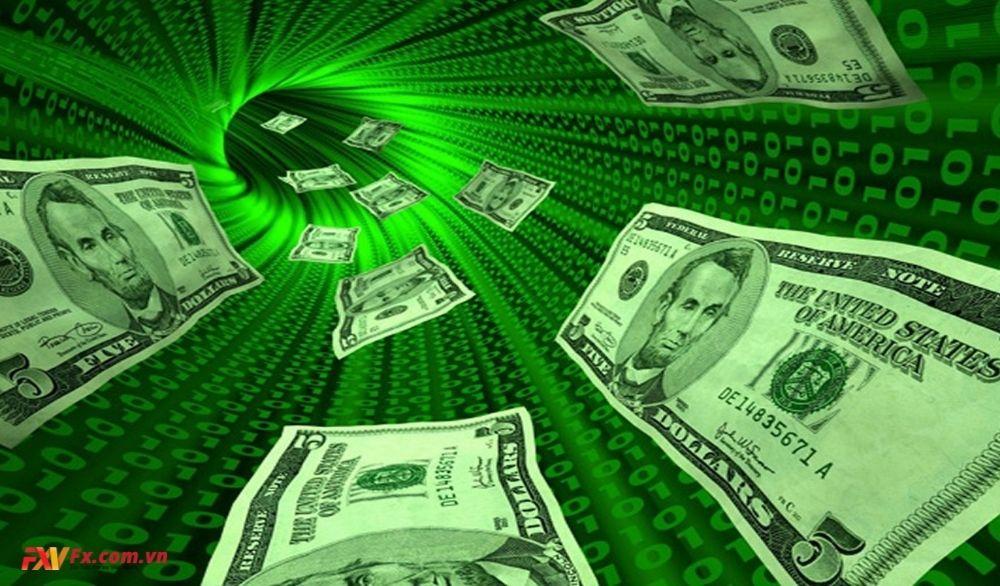 Đồng đô la che đậy tổn thất trước ảnh hưởng của gói kích thích
