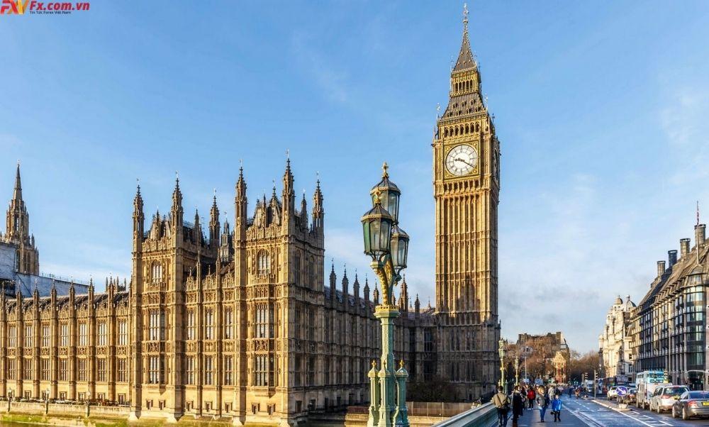Tình hình kinh tế tại Anh đang trên đà tuột dốc