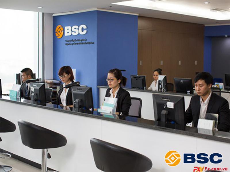 Top 10 các công ty chứng khoáN: BSC