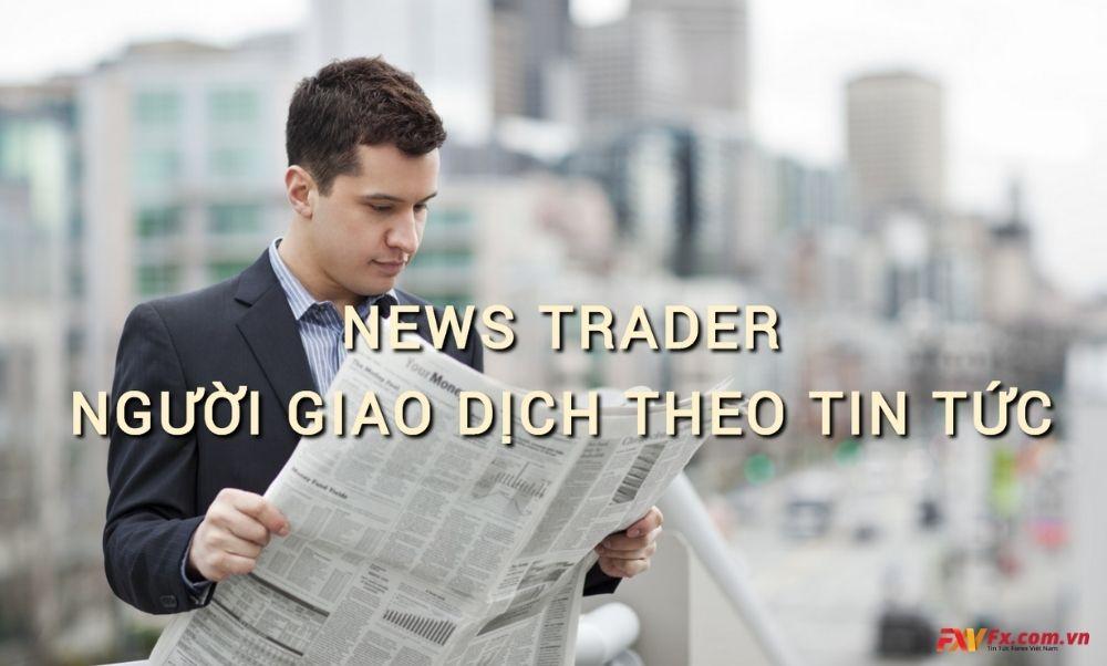 Cách giao dịch theo tin tức