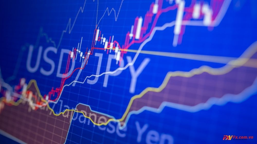 Dữ liệu liên quan đến đồng Yên và đô la Mỹ