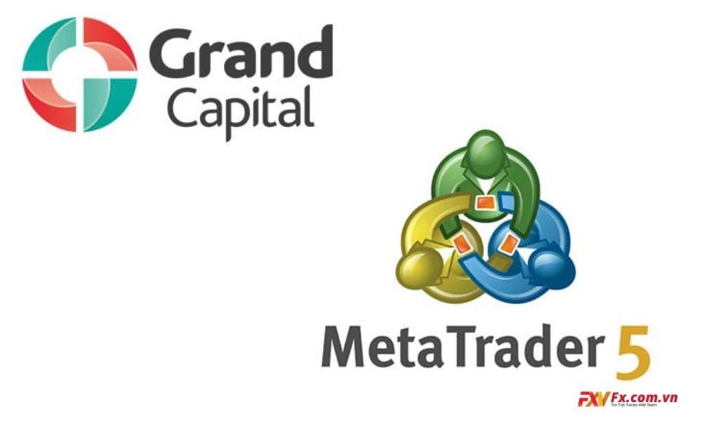 Nền tảng MT5 của sàn Grand Capital