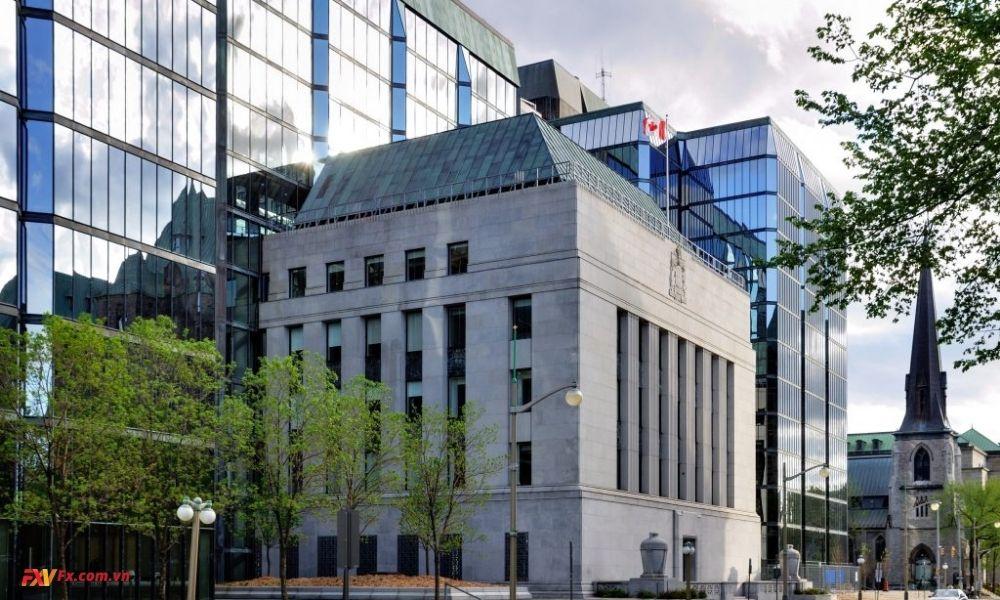 Ngân hàng Trung ương Canada (BOC) thảo luận về chính sách tiền tệ