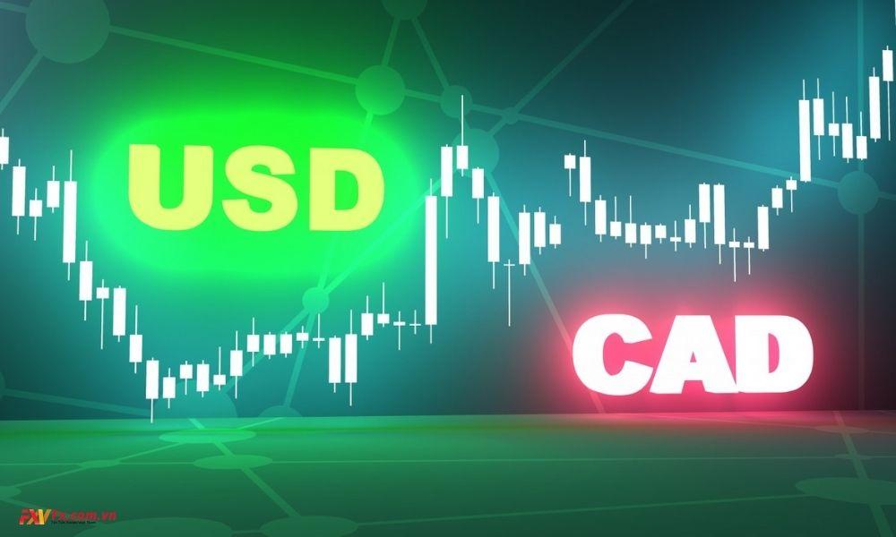 Tín hiệu giao dịch của USD/CAD