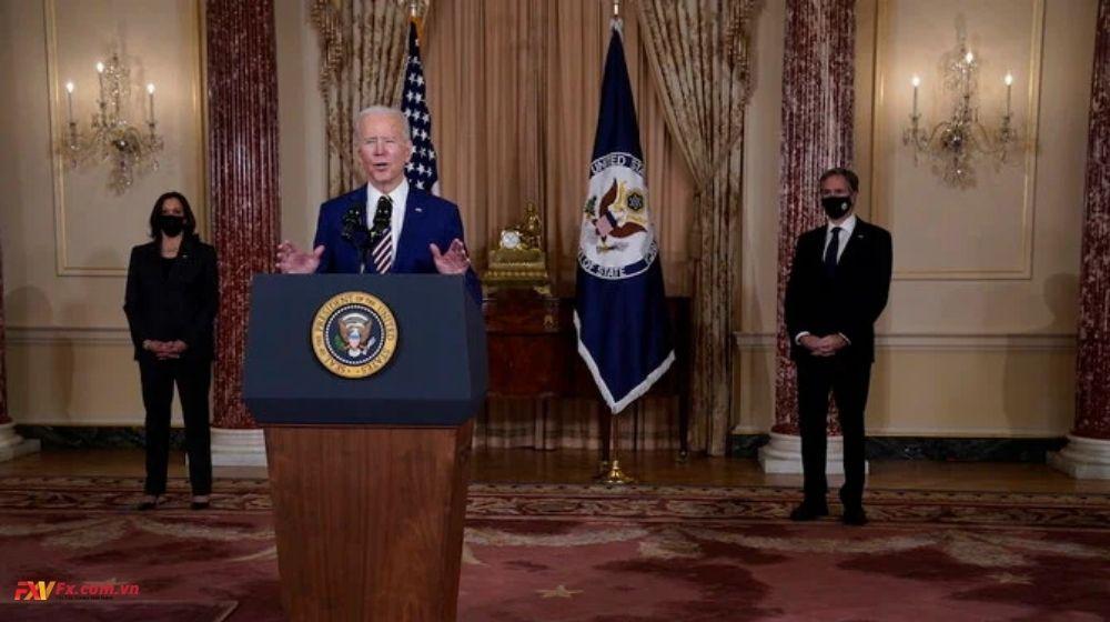 Ả-rập Xê-út hoan nghênh cam kết của Biden