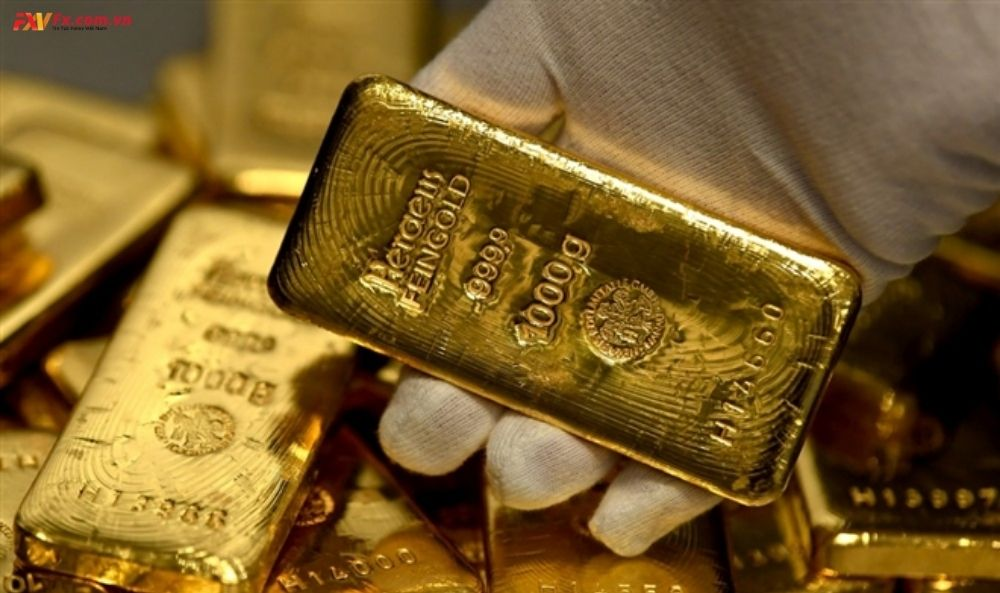 Giá vàng khiến CHF biến động