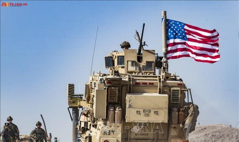 Hoa Kỳ đã tiến hành các cuộc không kích ở Syria