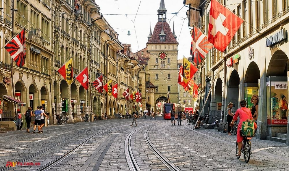 Kinh tế Thụy Sĩ và những tác động trong nền kinh tế Thụy Sĩ