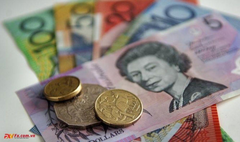 Làm quen với đồng AUD trong kinh tế Úc