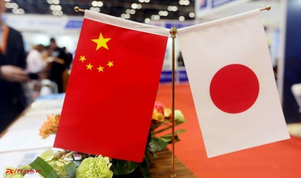 Mối quan hệ Trung - Nhật