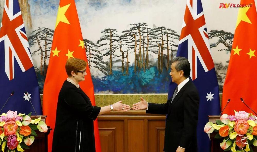 Mối quan hệ giữa Úc và Trung Quốc
