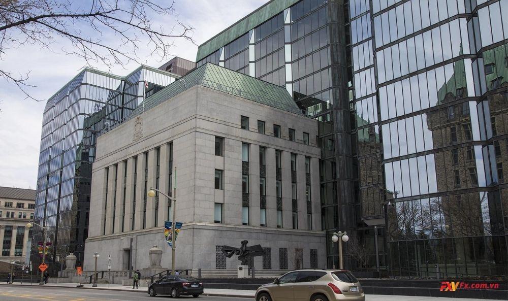 Ngân hàng Trung ương Canada