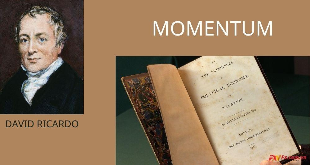 Nguồn gốc của chỉ báo momentum là gì?
